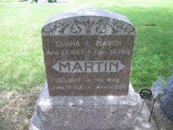 Delight A. <i>Nichols</i> Martin