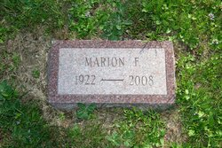 Marion F <i>Foss</i> Allen