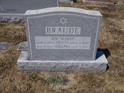 Hugo Braude