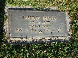 Earnest Bowen
