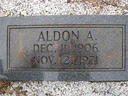 William Aldon Albert Aldon Holbert