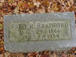 Fred R Bradford