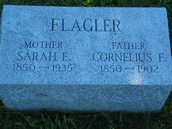 Sarah Elizabeth <i>Kersey</i> Flagler
