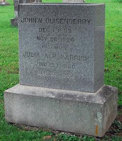 Julia Ann <i>Ramey</i> Quisenberry