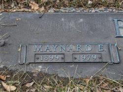 Maynard E. Bell