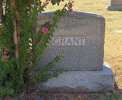 Lily May <i>Fant</i> Grant