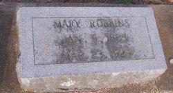 Mary Jane Robbins