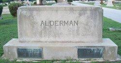 Rev Amariah Biggs Alderman