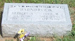 Herbert A Barnbrook