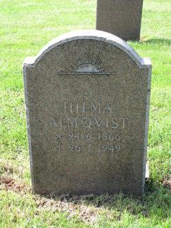 Hilma Carolina Almqvist