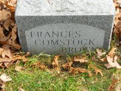 Frances Cornelia <i>Comstock</i> Brown