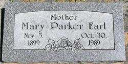 Mary Ann <i>Parker</i> Earl