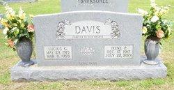 Irene <i>Parrish</i> Davis