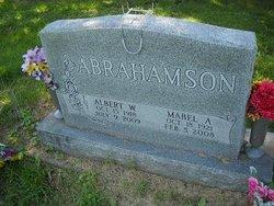 Albert Walter Tut Abrahamson