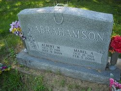 Mabel Ann <i>Nussbaum</i> Abrahamson