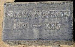 Charles Whitfield Barrett