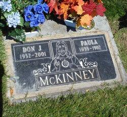 Don J. McKinney