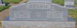 Bessie C <i>Cohen</i> Brown