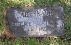 Lula Cecil <i>Yates</i> Carpenter