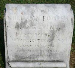 Solomon Fowler Angevine
