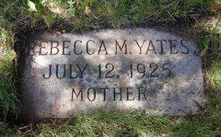 Rebecca Ann <i>Mitchell</i> Yates