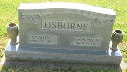 Rollin J Osborne