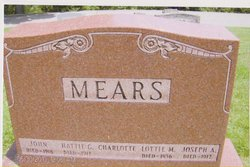 Walter Grant Mears