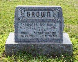 Ann E. <i>Spahr</i> Brown