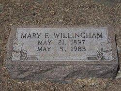 Mary E Willingham