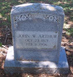 John William Johnny Arthur