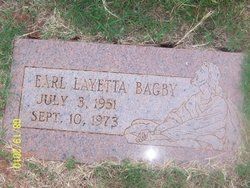 Earl Layetta Bagby
