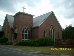 Calvary UMC Church Cemetery