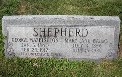 George Washington Shepherd