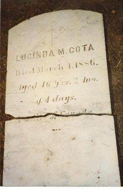 Lucinda M. Cota