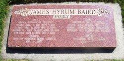 James Hyrum Baird