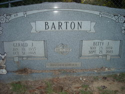 Gerald Julius Barton
