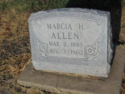 Marcia A Allen