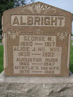 Alice Jane <i>Burd</i> Albright