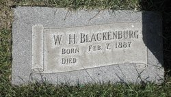 William Henry Blackenburg