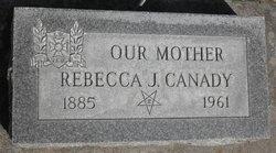Rebecca Jane <i>Fees</i> Canady