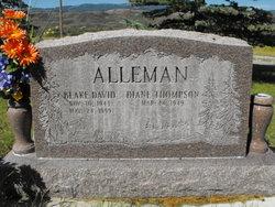 Blake David Alleman
