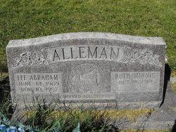 Lee Abraham Alleman
