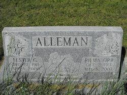 Lester Groo Alleman