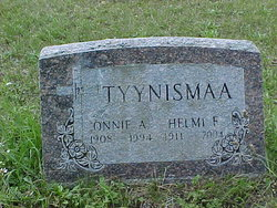 Onnie Tyynismaa