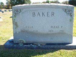 Luella Mina <i>Brewer</i> Baker