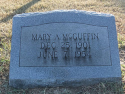 Mary <i>Akin</i> McGuffin