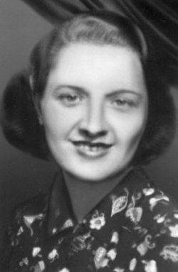 Ruth Dorthea <i>Waechter</i> Bachner