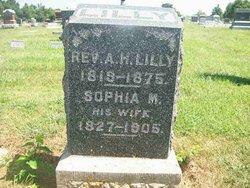 Sophia Marsh <i>Clark</i> Lilly