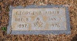 George B Adair