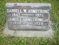 Darrell W Armstrong